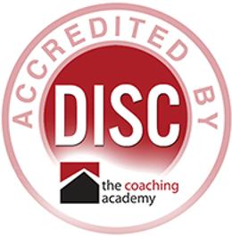 DISC coaching academy logo
